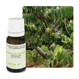 Pranarôm Ylang Ylang Extra Flacon compte gouttes 5ml Pranarôm Accueil Onaturel.fr