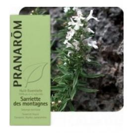 Pranarôm Sarriette des Montagnes Flacon compte gouttes 5ml Pranarôm Accueil Onaturel.fr