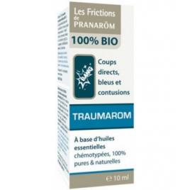 Pranarôm Friction Traumarom Flacon 10ml Pranarôm Accueil Onaturel.fr