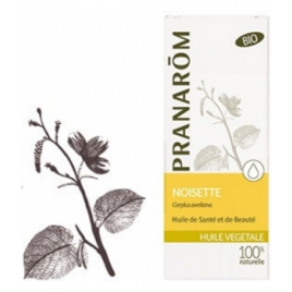 Pranarôm Huile de Noisette Bio Flacon 50ml Onaturel