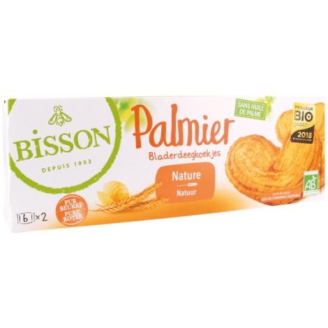Bisson Palmier Pur Beurre 100g Bisson