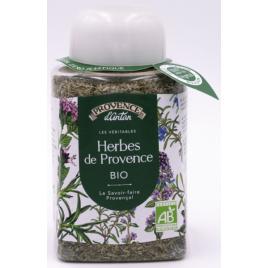 Provence D Antan Herbes de provence bio pot végétal biodégradable 100g