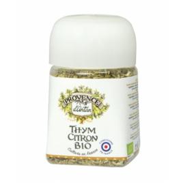 Provence D Antan Thym citron bio pot végétal biodégradable 8g
