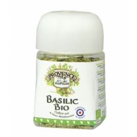 Provence D Antan Basilic bio lyophilisé pot végétal biodégradable 4g Provence D Antan