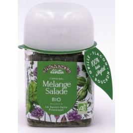 Provence D Antan Mélange Salade bio pot végétal biodégradable 8g Provence D Antan Accueil Onaturel.fr