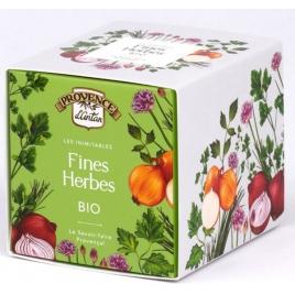 Provence D Antan Fines Herbes bio pot végétal biodégradable 18 gr