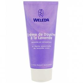 Weleda Crème de douche à la Lavande 200ml Weleda Hygiène Onaturel.fr