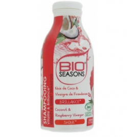 Bio Seasons Shampoing vitalité et brillance 300ml Bio Seasons Accueil Onaturel.fr