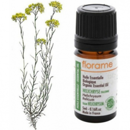 Florame Huile Essentielle Bio Hélichryse Italienne 5 ml Florame
