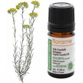 Florame Huile Essentielle Bio Hélichryse Italienne 5 ml Florame Huiles essentielles Onaturel.fr