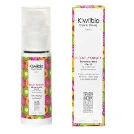 Kiwii Bio Eclat Parfait Sérum crème clarté 30ml Kiwii Bio Accueil Onaturel.fr