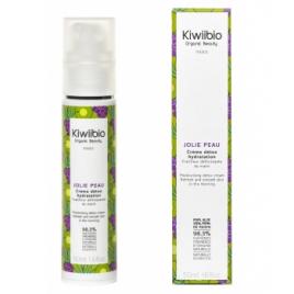 Kiwii Bio Jolie peau Crème détox hydratation 50ml Kiwii Bio Accueil Onaturel.fr