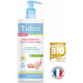 Bioliniment Oléo Calcaire TidooCare 400ml Tidoo Accueil Onaturel.fr