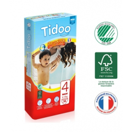 Tidoo 38 Culottes d'Apprentissage MAXI (T4)  8/15kg