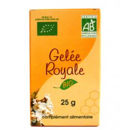 Nutrition Concept Iphar Gelée Royale 25g Nutrition Concept Iphar Accueil Onaturel.fr