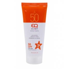 EQ Crème solaire haute protection SPF 50 100ml EQ