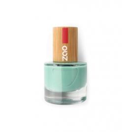 Zao  Vernis à ongles 660 Vert d'eau 8ml