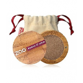 Zao  Ombre à paupières nacrée 117 Bronze Rosé