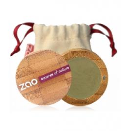 Zao  Ombre à paupières mate 207 Vert Olive