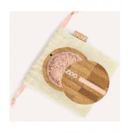 Zao Minéral Silk 508 Très Clair Ivoire Rosé 15g Zao Make Up Accueil Onaturel.fr