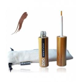 Zao Eye liner Marron 061 6ml Zao Make Up Accueil Onaturel.fr