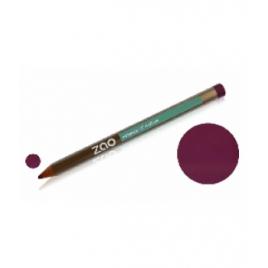 Zao Crayon yeux 606 Prune 1.17g Zao Make Up Accueil Onaturel.fr