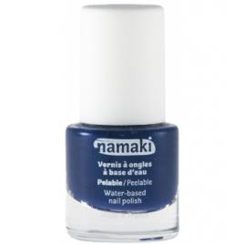 Namaki Vernis à ongles pour enfants base eau 09  Bleu nuit 7.5ml Namaki Accueil Onaturel.fr