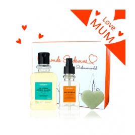 Indemne Coffret Spécial Maman LOVE MUM Indemne Accueil Onaturel.fr