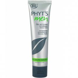 Phyts Gel nettoyant oxygénant Phyt's Men Menthe Ginseng 100g