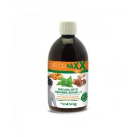 Curcumaxx - Curcumaxx C Orties - Flacon 500 ml Curcumaxx Détoxication Onaturel.fr