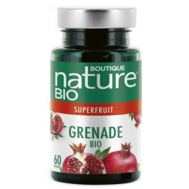 Boutique Nature - Grenade Bio - 60 Gélules Boutique Nature