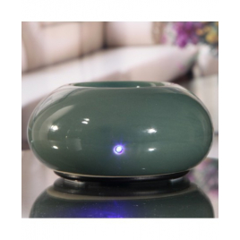 Zen Arôme Diffuseur par chaleur douce Cozy Vert olive foncé Zen Arôme Accueil Onaturel.fr