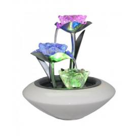 Zen Arôme Fontaine d'Intérieur Cristal Line   Floréa
