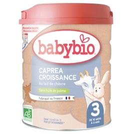 Babybio Caprea 3 Lait de Chèvre Dès 10 mois 800g Babybio