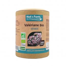 Nat et Form Aubépine Bio 200 gélules Nat et Form Anti-stress/Sommeil Onaturel.fr