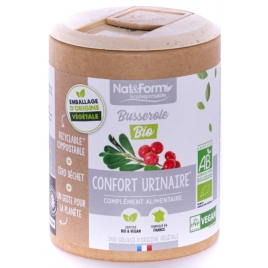 Nat et Form Busserole Bio 200 gélules Nat et Form
