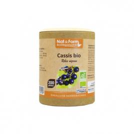 Nat et Form Hibiscus Bio 200 gélules Nat et Form Compléments Alimentaires Bio Onaturel.fr