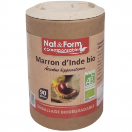 Nat et Form Orthosiphon Bio 200 gélules Nat et Form Minceur Onaturel.fr