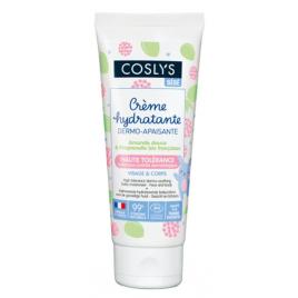 Coslys Crème hydratante visage et corps bébé à l'abricot 75ml Coslys