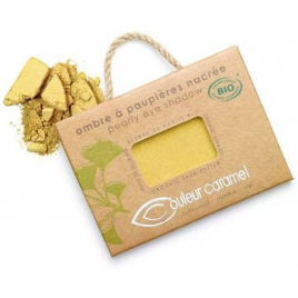 Couleur Caramel Ombre à paupières n°109 feuille d'or 2.5g Couleur Caramel