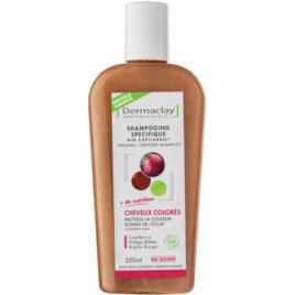 Dermaclay Shampoing cheveux colorés et décolorés 250 ml Dermaclay