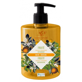 Cosmo Naturel Bain douche Fruité Mandarine Orange 500ml Cosmo Naturel