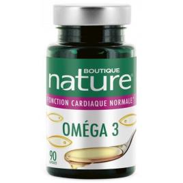 Omega3 - 90 capsules Boutique Nature Onaturel