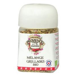 Provence D Antan Mélange Grillade bio pot végétal biodégradable 30g Provence D Antan