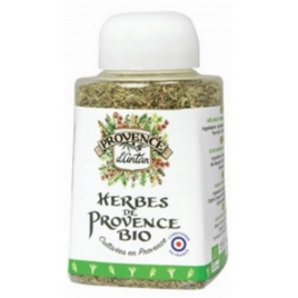 Provence d'Antan Herbes de provence bio pot végétal biodégradable 200g Onaturel