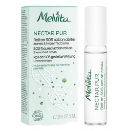 Melvita Roll on SOS action ciblée Nectar Pur 5 ml Melvita