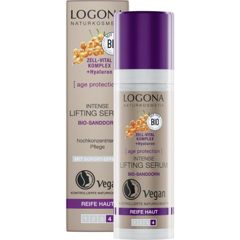 Logona Age Protection Serum Lifting 30ml Logona