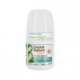 Douce Nature Déodorant à billes peaux sensibles 50ml Douce Nature