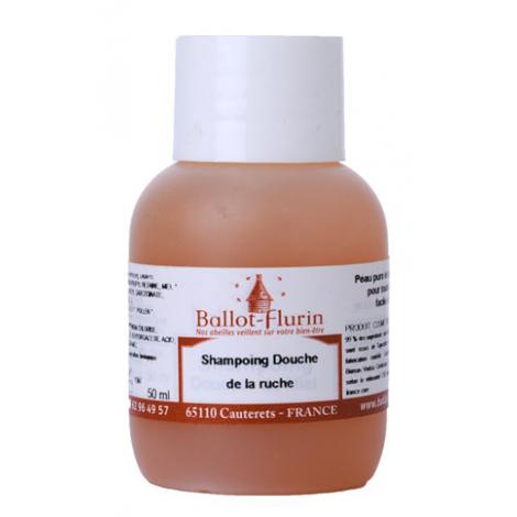 Ballot Flurin Shampoing Douche de la ruche 50ml Ballot Flurin