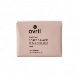 Avril Savon de Provence Rose 100g Avril Beauté